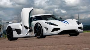 2013 Koenigsegg Agera R Door Up Front Hd Wallpaper 1