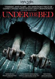 ver under the bed