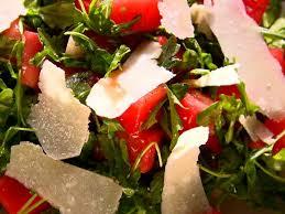 barefoot contessa arugula salad watermelon and arugula salad recipe ina garten food network