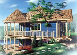 beach bungalow house plans coastal hillside house plan 65263 designed at the turn of the