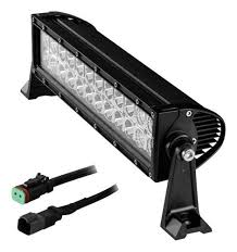 heise 14 dual row led light bar black he dr14 best buy