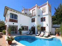 pool houses with bars villa villakol large villa with garden pool aircon and wifi 8