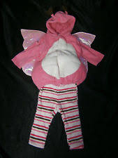 Pink Butterfly Halloween Costume Navy Toddler Girls 2 Piece Pink Butterfly Winged Halloween