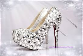 wedding shoes size 11 aliexpress buy womens shoes size 11 handmade silver high
