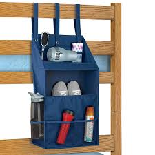 Bunk Bed Storage Pockets Bunk Bed Organizer The Container Store Room Pinterest
