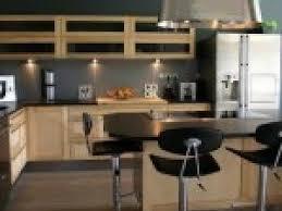 m6 cuisine photo cuisine noir et or par deco