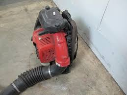 red max backpack blower florida appt only property room