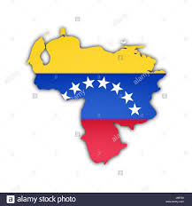 Astoria Usa Map by Venezuela Location On The South America Map South America