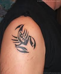 77 amazing zodiac tattoos on shoulder