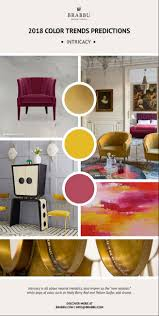 Home Interior Color Trends Home Décor Ideas With 2018 Pantone U0027s Color Trends Paris Design