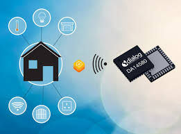 dialog semiconductor launches drive into smart home market with