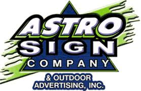 astro sign astro sign company outdoor advertising serving nj pa and de