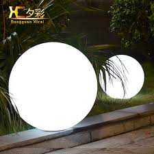 Outdoor Lighted Balls by Aliexpress Com Buy Festival Decorative Indoor Outdoor Styrofoam