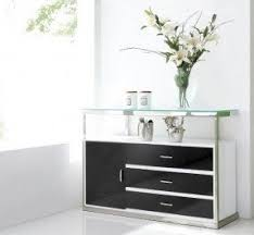 white gloss buffet foter