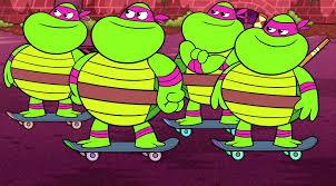 teenage mutant ninja turtles teen titans wiki fandom