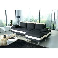 canape angle noir et blanc canape d angle convertible noir et blanc canapa sofa divan pegase