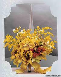 Orchid Bouquet Orchid Bouquets Martha Stewart Weddings