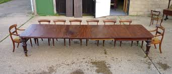 Antique Dining Room Sets by Antique Furniture Warehouse Large Antique Dining Table Four