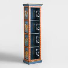 Bookshelf Fillers Bookshelves Bookcases U0026 Ladder Bookshelves World Market