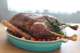 buy a cooked turkey succulent roast goose s daily apple
