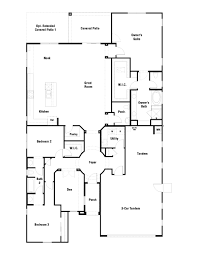 hillary ii floor plan at las brisas expedition ii collection in