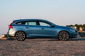 blue volvo station wagon bangshift com 2015 volvo v60 t5