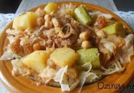 recette de cuisine alg駻ienne moderne recettes de cuisine algériennes traditionnelles et modernes