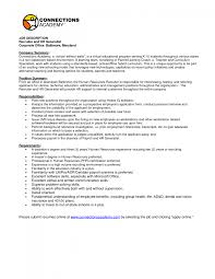 hr generalist resume sample cover letter it resume summary statement examples resume summary cover letter project manager resume summary statement examples adobe related posts of customer service for how