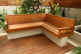 How To Build Patio Bench Seating Outdoor Bench Seating Treenovation Outdoor Bench Plans 1000 X