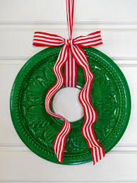 Home Made Decorations For Christmas Diy Christmas Door Decorations Hgtv