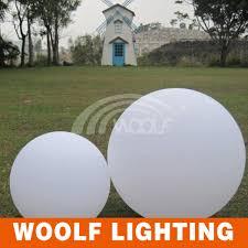 led large outdoor balls lights buy balls