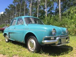 renault dauphine engine sub 2k restoration project 1959 renault dauphine bring a trailer