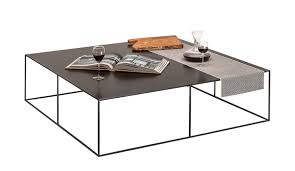 coffee tables mesmerizing zeus noto slim irony low coffee table