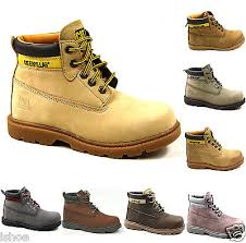 womens caterpillar boots size 9 womens caterpillar cat colorado plus leather walking boots