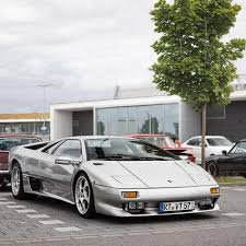 silver lamborghini diablo autoart lamborghini diablo coupe vt in silver beautifully crafted