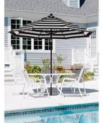 Wind Resistant Patio Umbrella Black And White Patio Umbrella Visualizeus