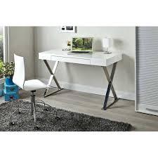 bureau blanc design bureaux blanc laquac bureau design en bureau blanc laque ikea