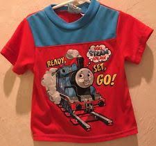 boys the tank engine pajamas pjs size 12 months shirt