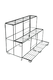 straight plant terrace plant stands plant stand gardener u0027s