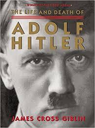 adolf hitler mini biography video amazon com the life and death of adolf hitler 9780544455917