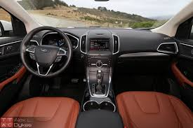 pagani interior dashboard 2015 ford edge interior dashboard the truth about cars