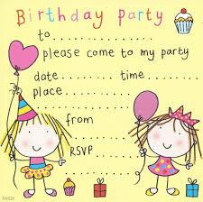 party invitations girl party invitations cimvitation