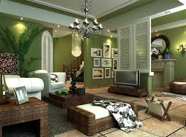 greenliving dark green living room furniture design decorating classy simple