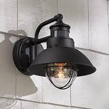 Best Outdoor Motion Sensor Lights Modern Outdoor Lights Contemporary Exterior Lighting Lamps Plus