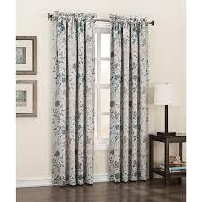 Sears Drapes And Valances by 54x63 Blackout Curtain Panel Get Peace And Privacy From Sears