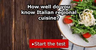cuisine regionale how well do you regional cuisine