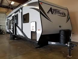 attitude toy hauler floor plans 2018 eclipse attitude 27sa toy hauler 6433 fits a 4 seat razor