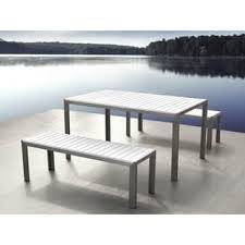 white aluminum patio furniture shop the best outdoor seating