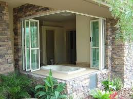 Glass Folding Patio Doors Folding Glass Patio Doors And 15 Gorgeous Glass Wall