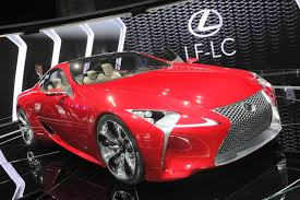 ban xe lexus sc430 lexus lf lc coupe reportedly heading for production